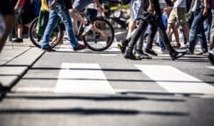 Skaug Law understands the needs of pedestrians injured crossing the street