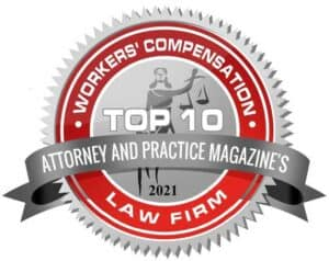 Top 10 Workers Compensation Law Firm